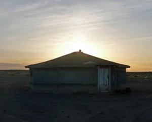 hogan-w-sunset