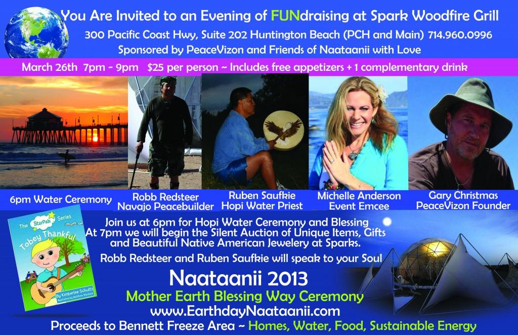 Fundraiser c Mar 26